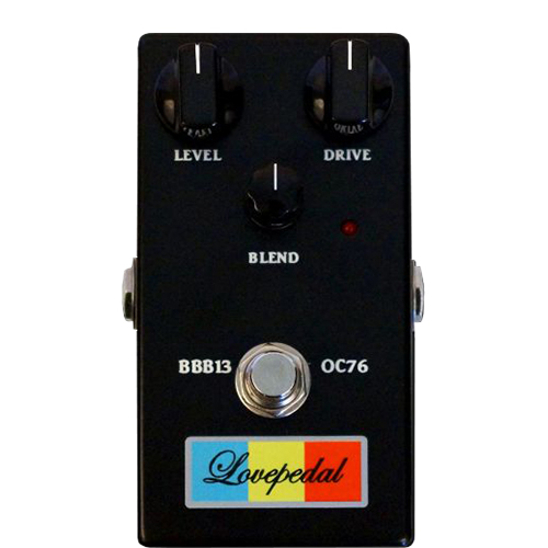 Lovepedal BBB13 OC76
