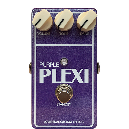 Lovepedal Purple Plexi SE