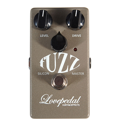 Lovepedal Silicon Fuzzmaster