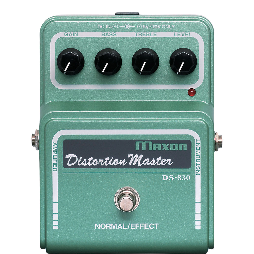 Maxon DS-830 Distortion Master
