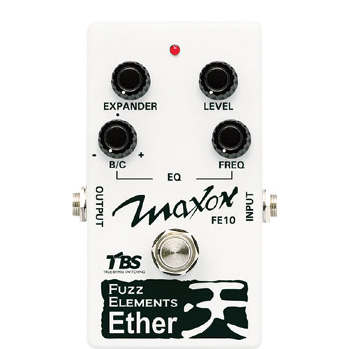Maxon FE-10 Fuzz Elements Ether