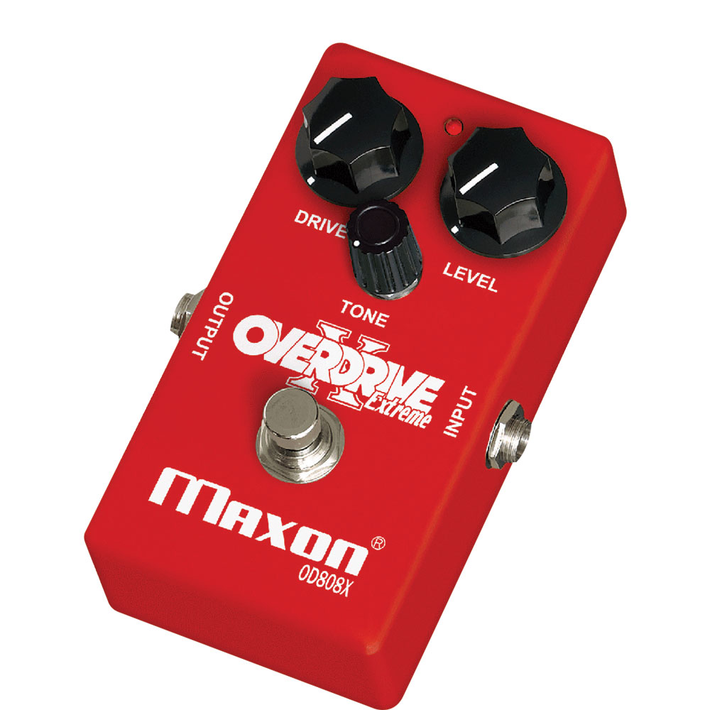Maxon OD-808X Overdrive Extreme