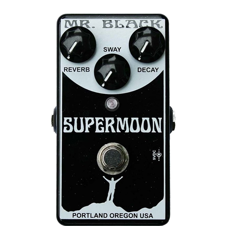 Mr. Black SuperMoon