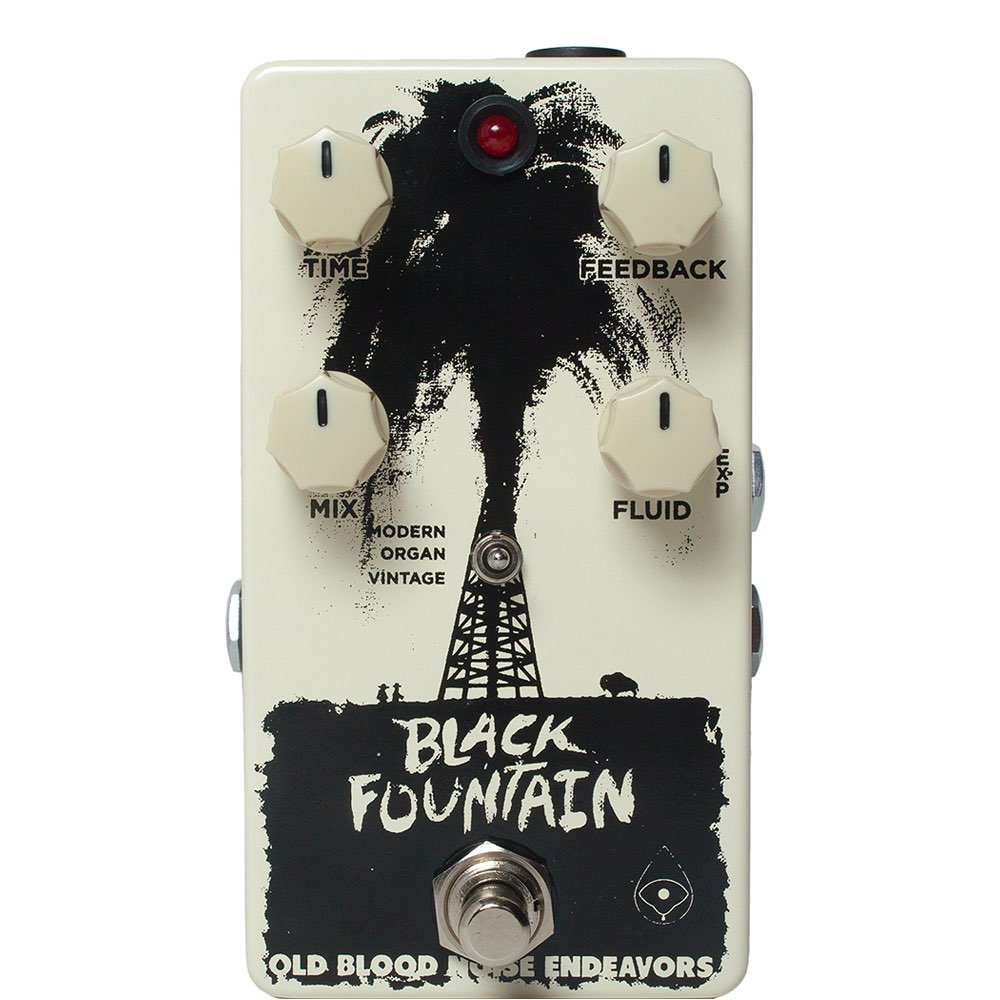 Old Blood Noise Endeavors Black Fountain V2