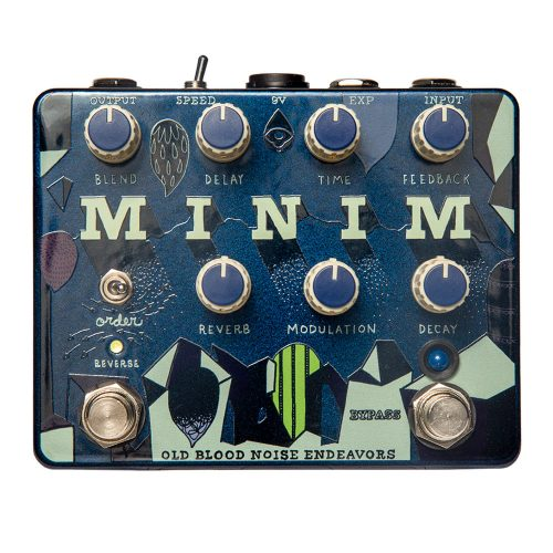 Old Blood Noise Endeavors Minim