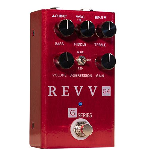 Revv G4 left angle view