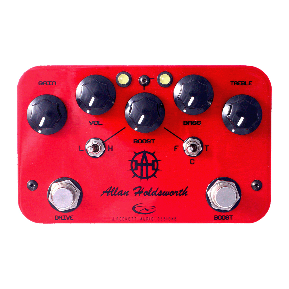 J. Rockett Audio Designs Allan Holdsworth