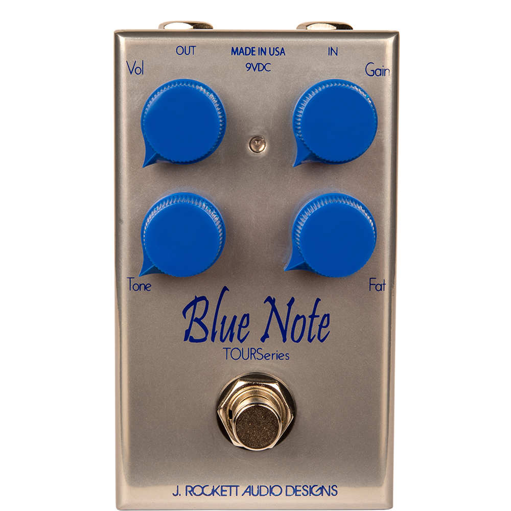 J. Rockett Audio Designs Blue Note Tour Series