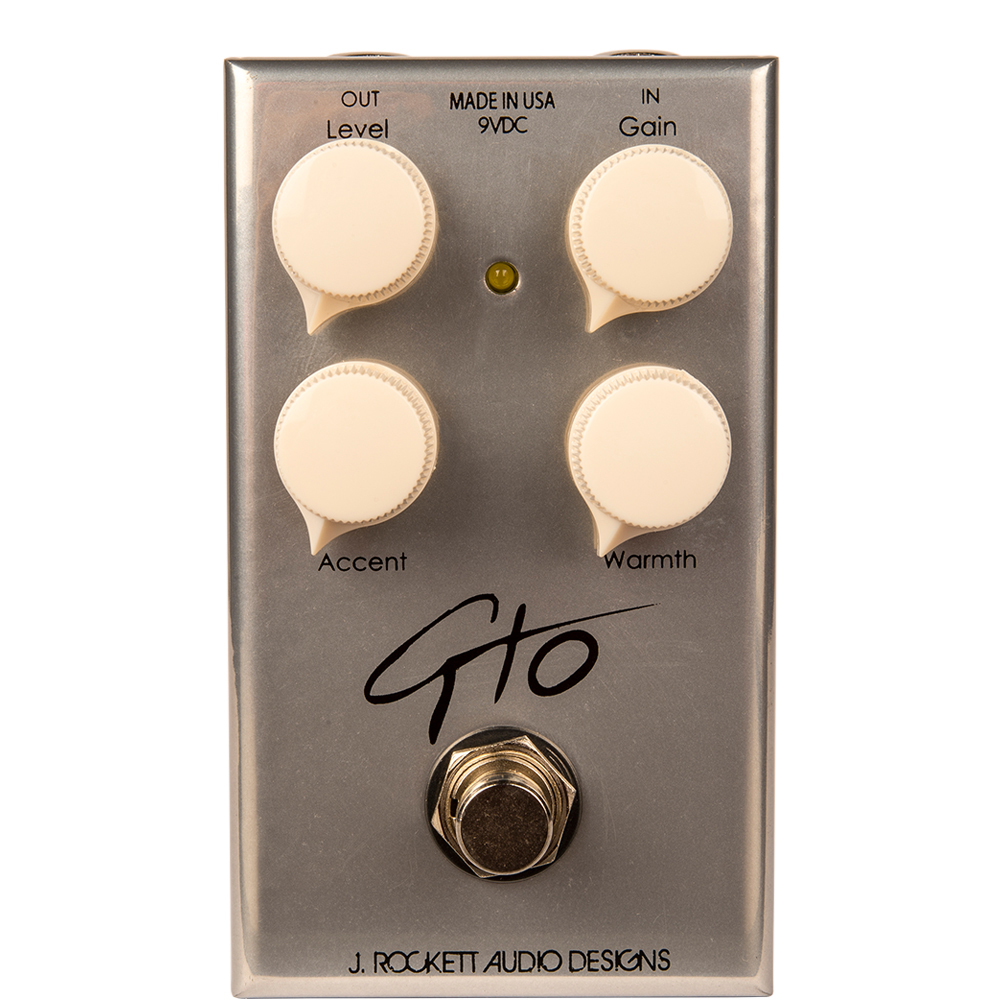 J. Rockett Audio Designs GTO