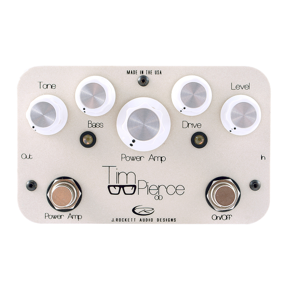 J. Rockett Audio Designs Tim Pierce Overdrive