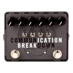 SolidGoldFX Communication Breakdown