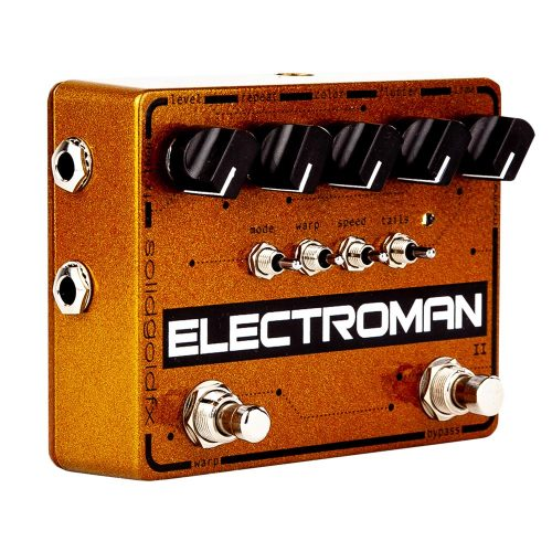SolidGoldFX Electroman MKII - left angle view