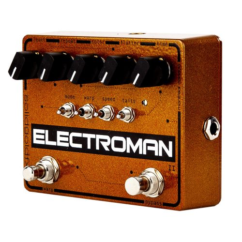 SolidGoldFX Electroman MKII - right angle view