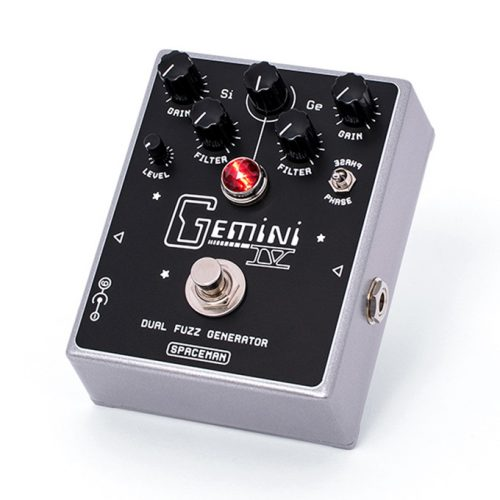 Spaceman Effects Gemini IV Silver
