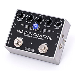 Spaceman Effects Mission Control (Silver)