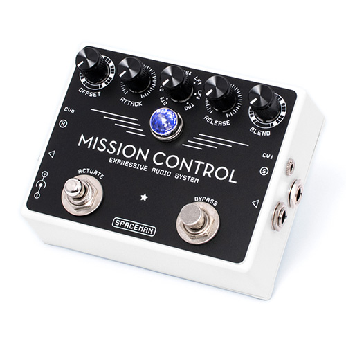 Spaceman Effects Mission Control (White)