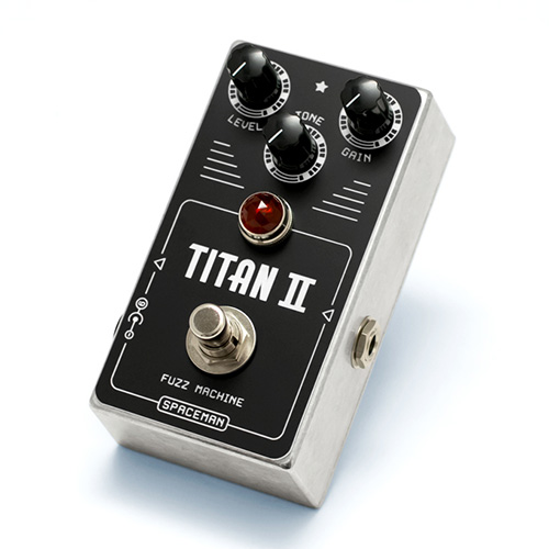 Spaceman Effects Titan II (Silver)