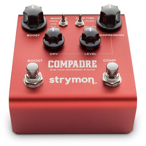 Strymon Compadre - top angle view
