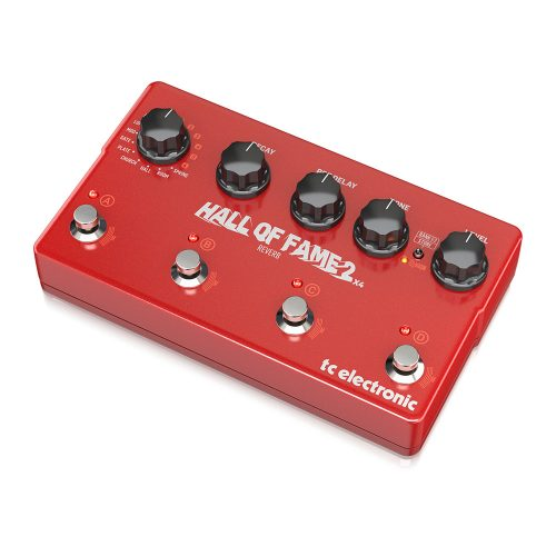 TC Electronic Hall of Fame 2 X4 - right view