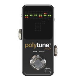 TC Electronic PolyTune 3 Noir