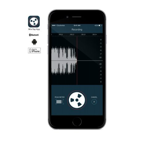 TC Electronic WireTap App