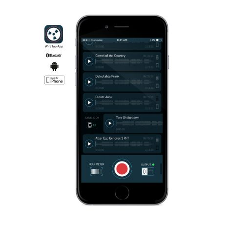 TC Electronic WireTap App