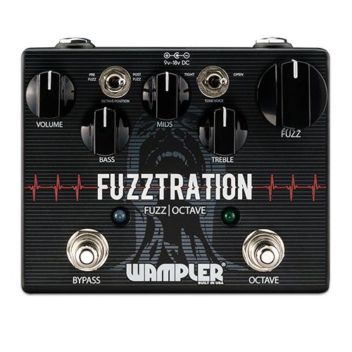 Wampler Fruzztration