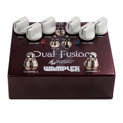 Wampler Dual Fusion V2