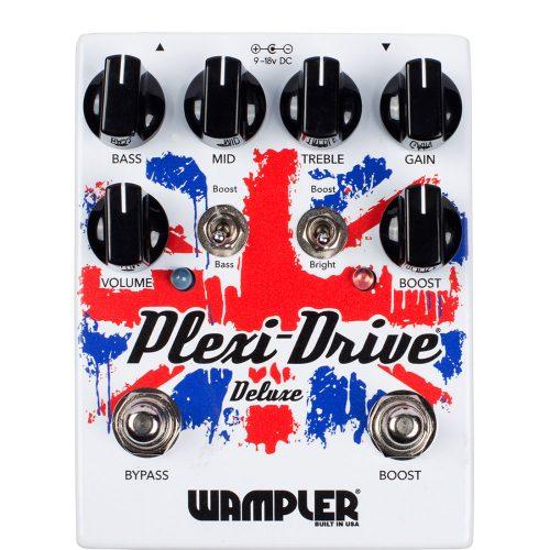 Wampler Plexi-Drive Deluxe V2