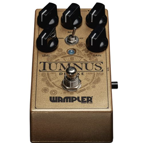 Wampler Tumnus Deluxe - front view
