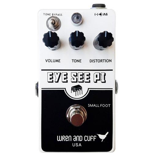 Wren and Cuff Eye See Pi