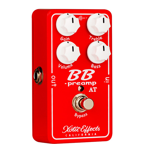 Xotic Effects BB Preamp Andy Timmons Limited Edition
