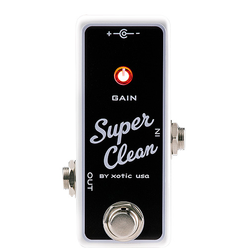 Xotic Effects Super Clean Buffer
