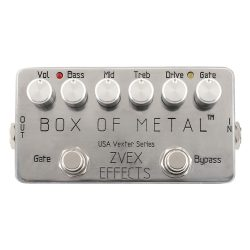Zvex Box of Metal U.S. Vexter